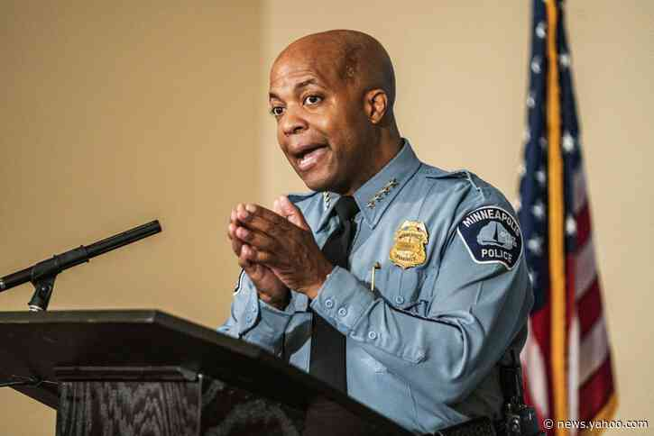 Minneapolis police chief, mayor launching policy changes