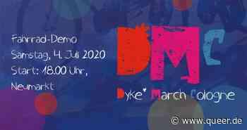Dyke* March Cologne 2020 - Queer.de