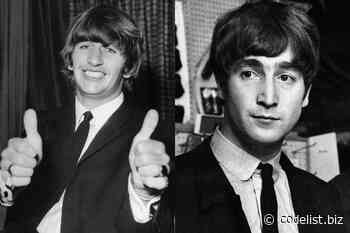 John Lennon and Paul McCartney? Ringo Starr was clearly his favorite - Code List