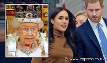 Meghan Markle and Harry could still lose HRH styles as 'nothing is set in stone' - expert - Express