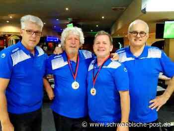 Meistertitel für die Bowling-Freunde Aalen - Schwäbische Post