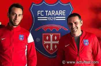 Deux directeurs techniques renforcent le staff du FC Tarare - Actufoot