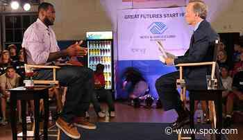 NBA-News: LeBron James hatte nicht selbst die Idee für viel kritisierte TV-Show The Decision - SPOX.com