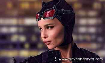 "Zoe Kravitz says Robert Pattinson is ""perfect, perfect casting"" for The Batman - Flickering Myth"