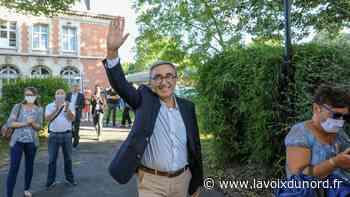 Municipales à Lambersart : Nicolas Bouche, nouveau maire, loue la « persévérance » - La Voix du Nord