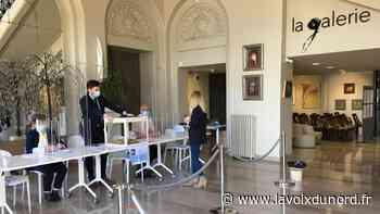 Municipales : 15,5 % de participation à midi à Lambersart - La Voix du Nord