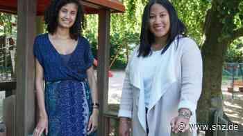Kita Ahoi in Altenholz: Zwei Brasilianerinnen leisten Bundesfreiwilligendienst | shz.de - shz.de