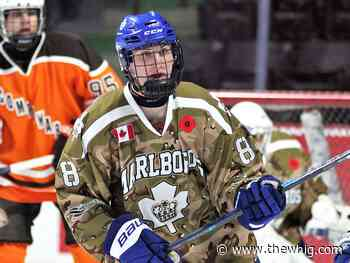 Frontenacs prospect invited to Canada's U-17 camp; team affiliates with Cobourg Cougars - The Kingston Whig-Standard