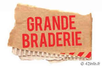 Pas de braderie à Saint-Etienne ? A Firminy, c'est possible - 42info.fr