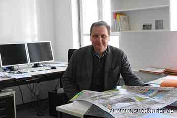 Gottmadingen: Was der neue Stadtplaner so plant: Gottmadingen ist für ihn ein ganz besonderes Pflaster - SÜDKURIER Online