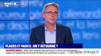 """Seine-Saint-Denis: le parc départemental de La Courneuve va rouvrir """"à titre expérimental"""" - Actu Orange"""