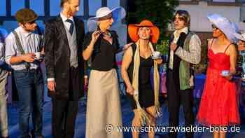 Schiltach - Zimmertheater bringt Aktuelles auf die Bühne - Schwarzwälder Bote