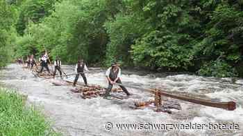Schiltach - Flößer für weltweite Unesco-Liste nominiert - Schwarzwälder Bote