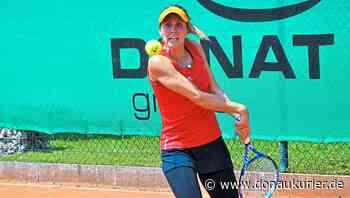 Heuer kein hochklassiges Tennis in Manching - donaukurier.de