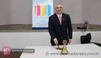 Rotary Club Medianeira realiza posse de nova diretoria - Guia Medianeira