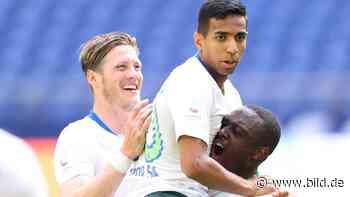 VfL Wolfsburg: João Victor fliegt in den Urlaub nach Brasilien - BILD