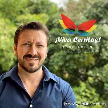 Nuevo director ejecutivo de la Asociación Viva Cerritos - El Diario de Otún