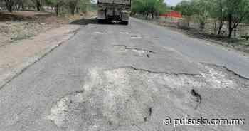 """Rúa Rioverde-Cerritos, la """"ruta de la muerte"""" - Pulso de San Luis"""
