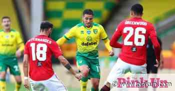 Norwich City player watch: Emi Buendia v Manchester United in FA Cup quarter-finals   Pink Un - Norwich City Football Club News - PinkUn