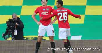 Player Ratings: Norwich City 1-2 Manchester United - The Busby Babe