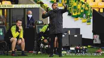 Daniel Farke: We're proud of the performance - Canaries.co.uk