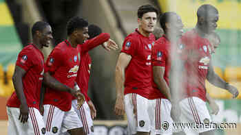 Emirates FA Cup report: Norwich City 1-2 Manchester United (after extra time) - The FA