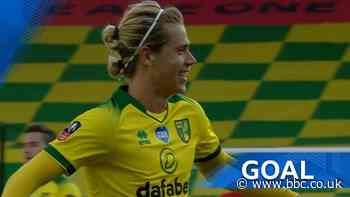 FA Cup: Norwich City's Todd Cantwell scores equaliser against Man Utd - BBC Sport