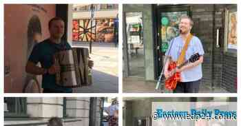 What will life be like in Norwich for its buskers as lockdown rules ease? - Eastern Daily Press