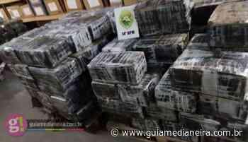 Itaipulândia: 1.470 kg de maconha foram apreendidos pela ROTAM - Guia Medianeira