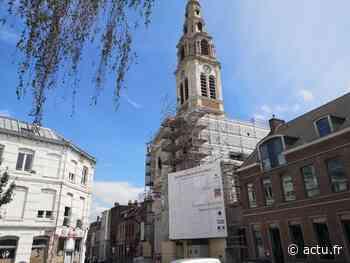 Tourcoing. Les travaux de l'église Notre-Dame des Anges ont repris - actu.fr