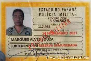 Policial aposentado é encontrado morto dentro de casa em Guaratuba - Correio do Litoral