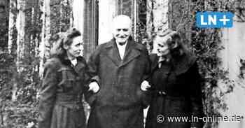Reinfeld: Paul von Schoenaich verließ die Reichswehr und wurde Deutschlands bekanntester Pazifist - Lübecker Nachrichten