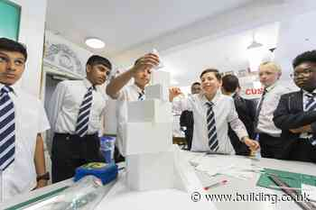 PM promises £1bn to rebuild crumbling schools