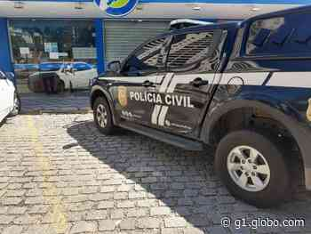 Criminosos invadem farmácia e arrombam caixa eletrônico na Zona Leste de Natal - G1