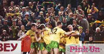 Norwich City beat Southampton in their last FA Cup quarter-final in 1992   Pink Un - Norwich City Football Club News - PinkUn
