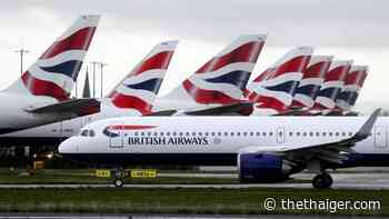 British Airways makes cuts after Covid-19 profit loss - The Thaiger