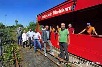 ansprechBar SPD: Eröffnung Haltestelle Rheinkamp-Pattberg an der Bahnstrecke Moers –Kamp-Lintfort - Moers - Lokalkompass.de