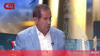 Octávio Machado e o Benfica: «Há alguém no balneário, na estrutura, que não presta» - Record