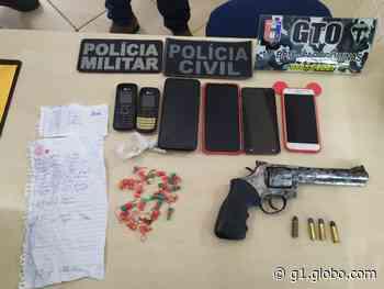 Cinco pessoas são presas por tráfico de drogas em Paragominas - G1
