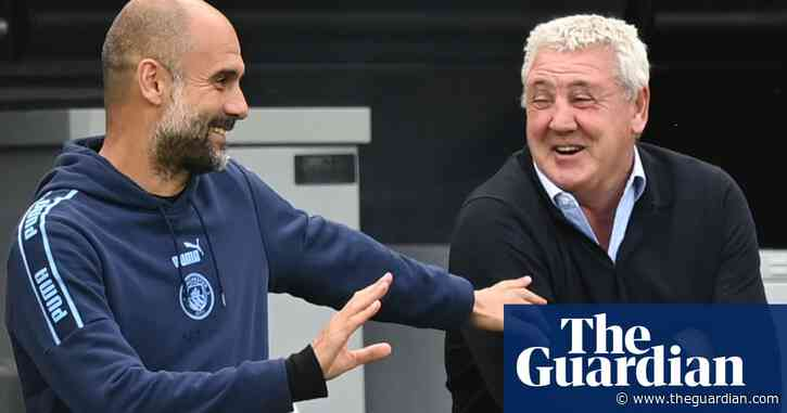 Pep Guardiola sets Manchester City's sights on two trophies