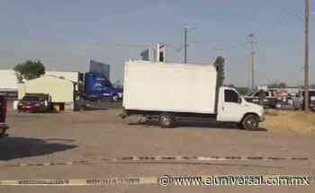 Abandonan vehículo de carga con cuatro cadáveres en el panteón de Caborca | El Universal - El Universal