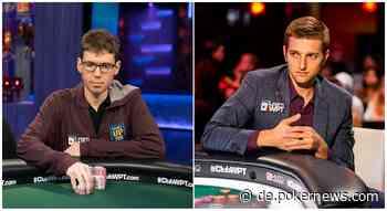 WPT Legenden Dunst und Lichtenberger über Online Poker
