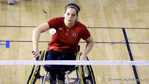 Para-Badminton in ZDF-Kindersendung