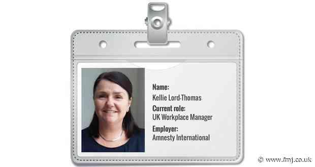 Career Ladder talks to UK Workplace Manager at Amnesty International
