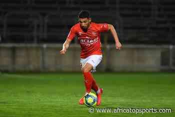 Yassine Benrahou : le Franco-marocain officiellement à Nimes - Africa Top Sports