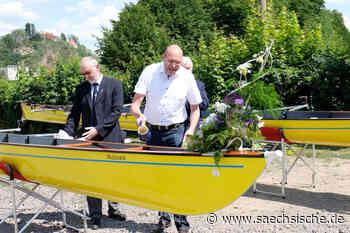Das neue Boot heißt Meissen - Sächsische Zeitung