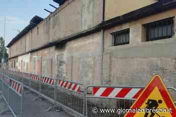 Montichiari, per l'ex stadio è tempo di demolizioni - Giornale di Brescia