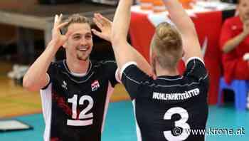 Volleyball-Star Alex Berger wechselt in die Türkei - Krone.at