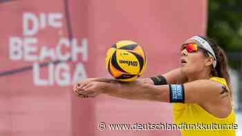 Deutsche Volleyball-Beachliga - Mehr als eine Sommerlaune - Deutschlandfunk Kultur