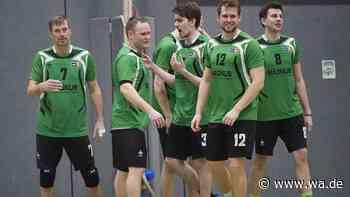 Der Hammer SC bereitet sich mit Beach-Volleyball auf die kommende Saison vor - wa.de